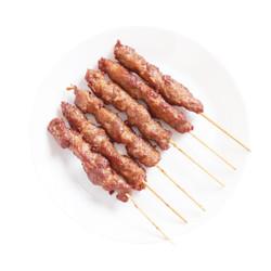 金路易 孜然羊肉串 烧烤食材 550g *4件
