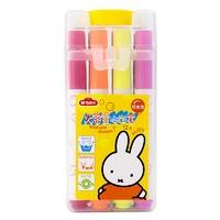 M&G 晨光 FCPN0224 米菲系列 可洗大容量水彩笔 12色