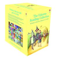 《The Usborne Reading Collection 40 books 我的第三个图书馆套装》(英文原版、共40册)