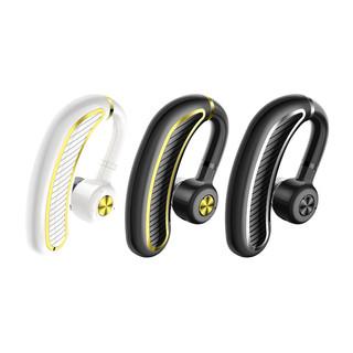 利客 K21无线蓝牙耳机挂耳式超长待机续航大电量手机单耳运动开车专用适用VIVO华为苹果骨传导2021新款男士女