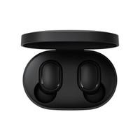MI 小米 Redmi AirDots 无线蓝牙耳机 (通用、耳塞式、黑色)