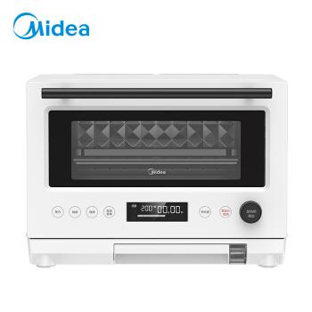 Midea 美的 PG2310  微蒸烤一体机  (按键式、平板式、23L)
