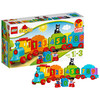 LEGO 乐高 DUPLO 得宝系列 10847 数字火车 149元,可用350-40券