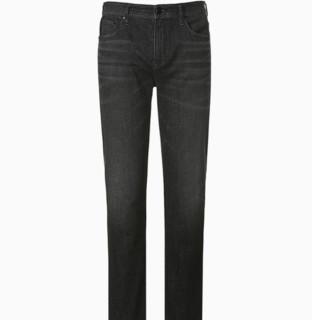 InteRight 4821917 男士轻商务修身超弹牛仔裤