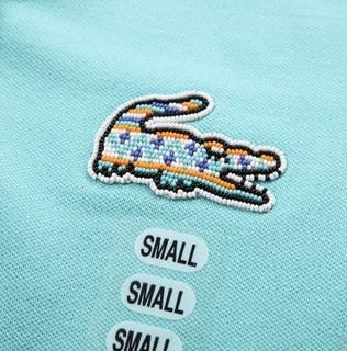 LACOSTE 来格仕 女款经典鳄鱼图案装饰POLO衫