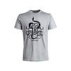 ROBERTO CAVALLI 罗伯特·卡沃利男士短袖T恤衫 灰色 133.44元