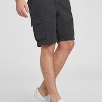 OLD NAVY 392846 男士做旧工装风短裤