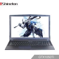 Shinelon 炫龙 炎魔 T50TI-C 15.6英寸游戏笔记本电脑 (黑色、i7-8750h、256GB SSD、8GB、GTX1050Ti )