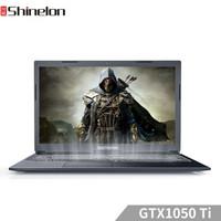 Shinelon 炫龙 毁灭者 炫龙 DD2 15.6英寸游戏笔记本 (黑色、i5-8400、 256G+1TB、8GB、GTX1050Ti)