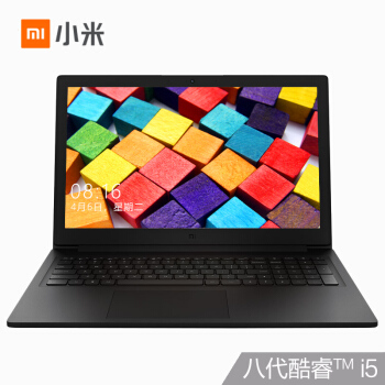 MI 小米 Ruby 15英寸笔记本电脑 (深空灰、i5-8250U、512GB、8GB、NVIDIA GeForce MX110)