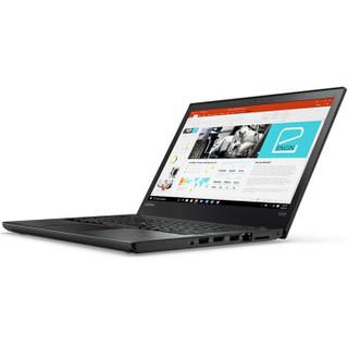 Lenovo 联想 ThinkPad T470 14英寸轻薄笔记本 (i5-7200U、1TB、8GB、NVIDIA GeForce 940MX 2GB)黑色