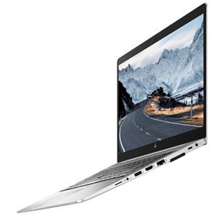 HP 惠普 EliteBook精英系列 840G5 笔记本电脑 (银色、酷睿i5-7200U、8GB、256GB SSD、核显)