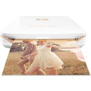 HP 惠普 sprocket PLUS 彩色激光便携式打印机 (白色)