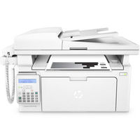 HP 惠普 LaserJet Pro MFP M132fp 黑白多功能一体打印机