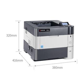 KYOCERA 京瓷 FS-4100DN 黑白激光打印机