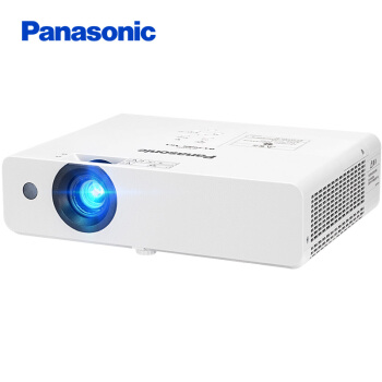 Panasonic 松下 PT-WX3400L 投影机 (30-300英寸、1024x768、中心亮度3400流明)