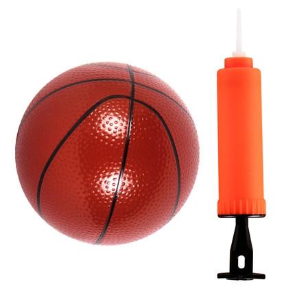 勾勾手 儿童篮球+打气筒