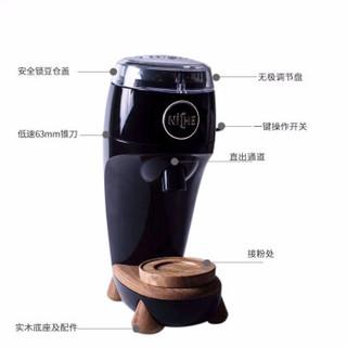 WELHOME 惠家 磨豆niche zero 电动磨豆机意式手冲咖啡 (白色)