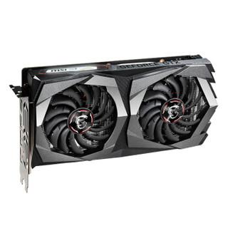 MSI 微星 魔龙 GeForce GTX 1650 GAMING X 显卡 4GB