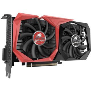 COLORFUL 七彩虹 战斧 GeForce GTX 1650 4G 显卡
