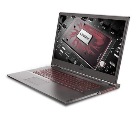 Lenovo 联想 拯救者 Y9000K  17.3英寸游戏本(i7-9750H、16GB、1TB SSD+2TB、RTX2060)