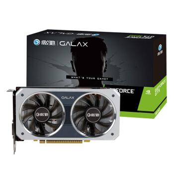 GALAXY 影驰 GeForce GTX 1650 大将 显卡 4GB
