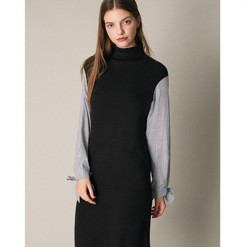 C&A CA200210829-H0 女士直筒针织连衣裙
