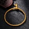 CHJ 潮宏基 古法系列 修行念珠 足金手链 约11.95g 3817.5元包邮(双重优惠)