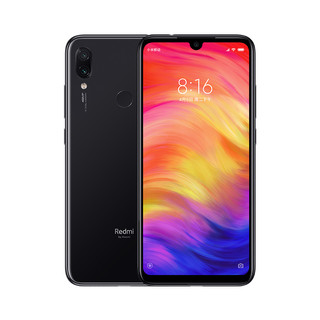 MI 小米 Redmi Note 7 (4GB、64GB、全网通、梦幻蓝)
