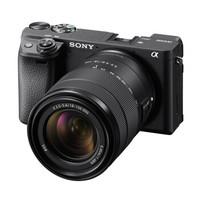 SONY 索尼 ILCE-6400M  APS-C画幅微单相机(18-135mm) 套机