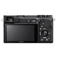 SONY 索尼 ILCE-6400 APS-C画幅 微单相机 单机身