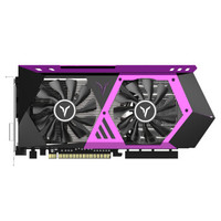 yeston 盈通  RX580 2048SP 8GB 游戏高手OC 显卡