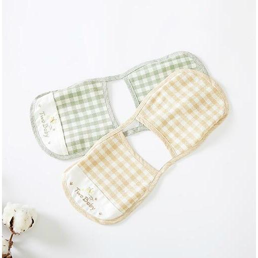 婴比迪 婴儿两片式苎麻手臂枕