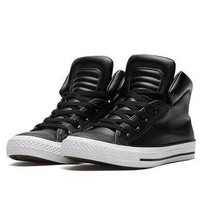 CONVERSE 匡威 All Star Brookline 557957C 中帮皮革板鞋