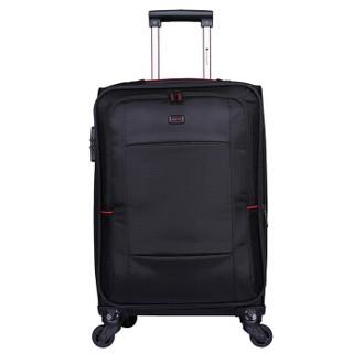 Weibao 威豹 WINPARD)拉杆旅行箱男女行李箱 28英寸万向轮旅行箱托运箱 98019黑色