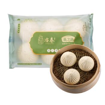燕之坊 薏仁青菜包 (300g、袋装、6只)