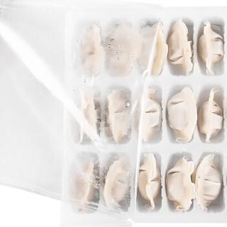 三全 私厨水饺 超级虾皇饺 360g (21只)