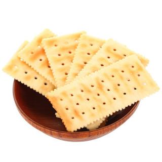Mixx 奶盐味梳打饼干 350g 苏打饼干 休闲零食(新老包装更替,随机发货)