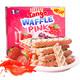 TANGO 天章 草莓味夹心 威化饼干 80g *14件 108.6元(合7.76元/件)
