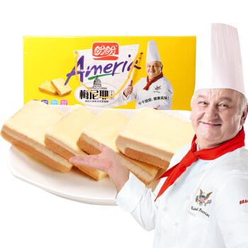 盼盼 梅尼耶干蛋糕 (700g、奶香味、箱裝)