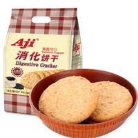 Aji 消化饼干 (380g、芝麻味、袋装)