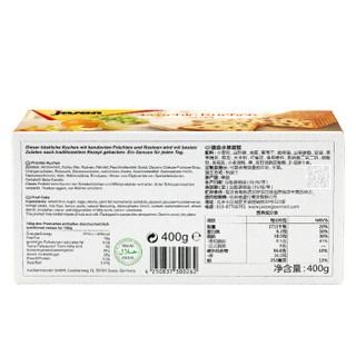德国进口 捷森(jason)水果味蛋糕 休闲零食 甜点 营养早餐面包糕点 早餐蛋糕代餐 400g