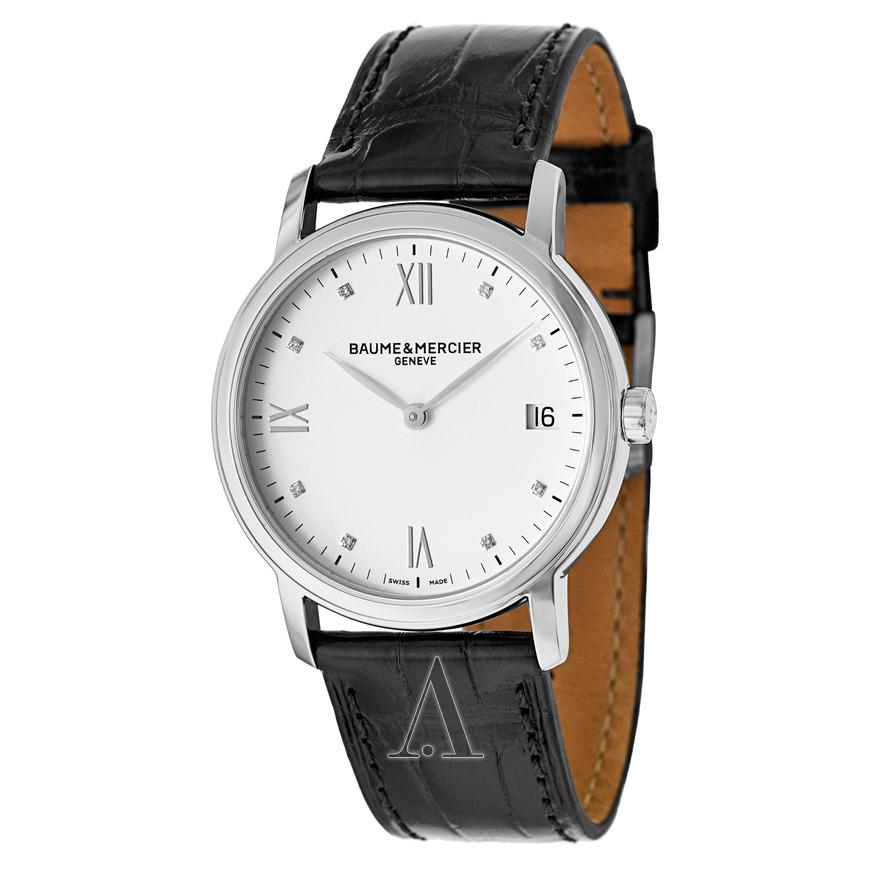 BAUME & MERCIER 名士 CLASSIMA EXECUTIVES系列 MOA10146 女士时装腕表