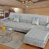沙发垫欧式四季布艺贵妃坐垫 13元