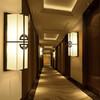 HD 新中式壁灯 客厅装饰灯卧室床头灯具 酒店墙壁灯走廊过道灯 锦瑞(含LED光源) 249元