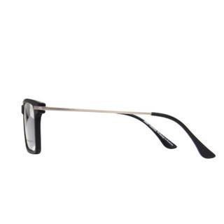 Jimmy Orange 近视眼镜框男女款TR90商务休闲眼镜架 304 BK 黑色