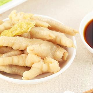 有友 休闲零食小吃 肉干肉脯  泡椒凤爪 山椒味220g