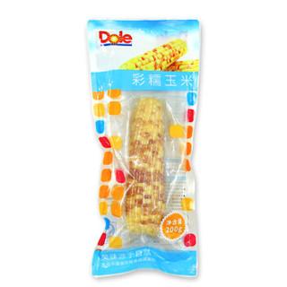 都乐Dole 非转基因玉米棒彩糯玉米6根装 单根重约200g