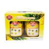 佳农 菲律宾菠萝 礼盒装 2个装大果 新鲜水果礼盒