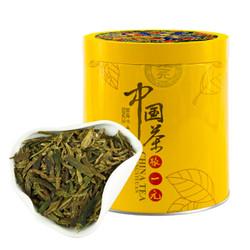 ZHANGYIYUAN 张一元 中国元素系列 西湖龙井茶 50g/罐 *2件
